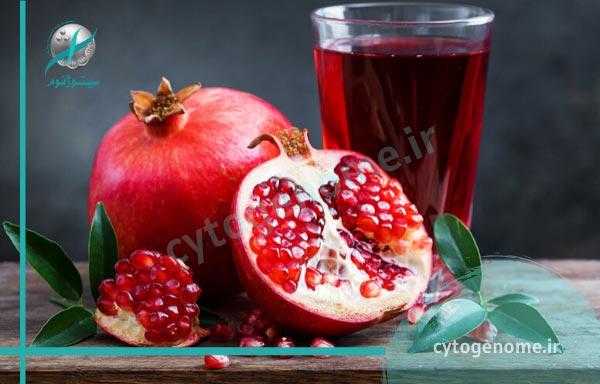 انار ، بیش از آنکه میوه باشد، داروست