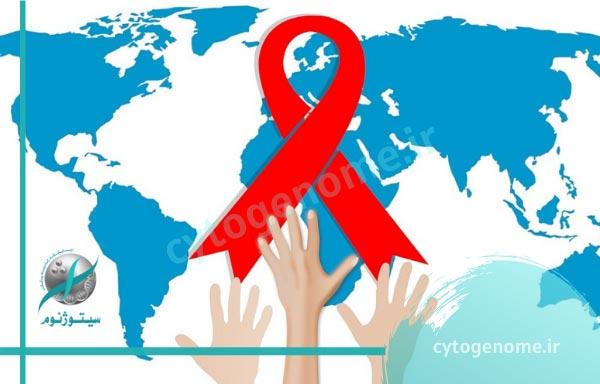 تست ایدز