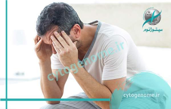 علل ژنتیکی ناباروری در مردان