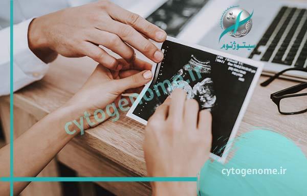غربالگری ۳ ماهه اول بارداری