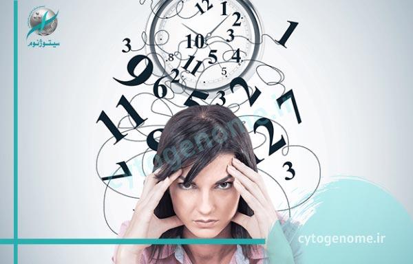 تأثیر استرس بر بدن