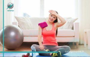 10 تمرین برای تناسب اندام