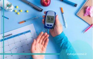 آیا دیابت نوع 1 ژنتیکی است؟