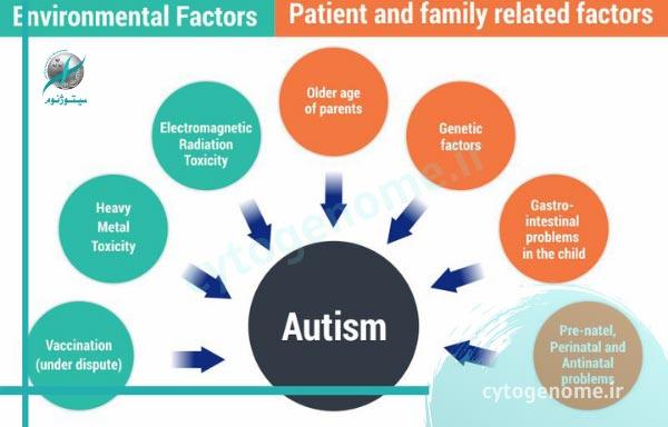 عوامل خطر اوتیسم
