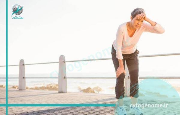 نقش ویتامین ها در کاهش علائم یائسگی