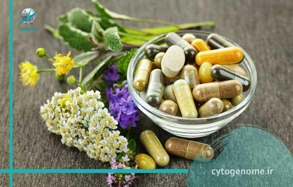 ویتامین های موثر در پوکی استخوان