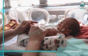 ارزیابی نوزاد نارس