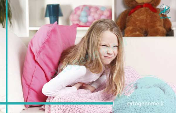 بیماری ریفلاکس معده در کودکان