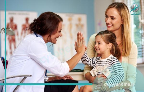 پزشکان مورد نیاز کودکان