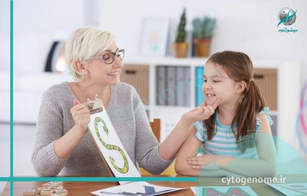 اختلالات گفتاری چیست