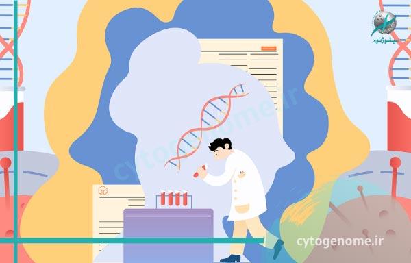ویرایش ژن انسانی یا ژن درمانی